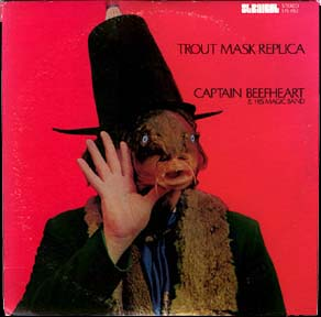 Cover of Trout Mask Replica
